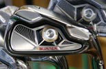 Taylormade Burner Forged NS.Pro 950GH Iron Set