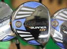 Lady Taylormade Burner HT RE*AX Superfast 45