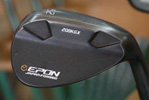 EPON 208KGX KBS Wedge Black Nickel