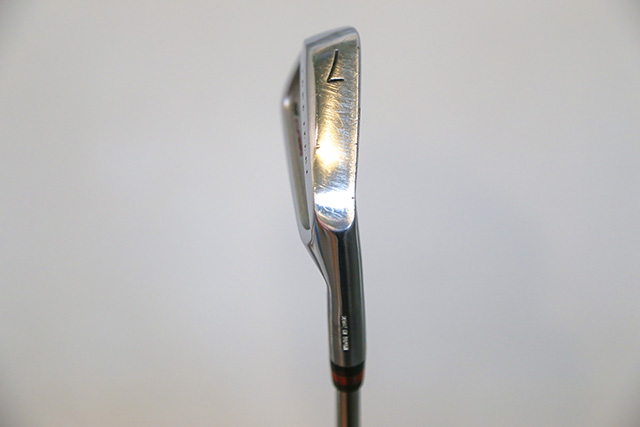 Iron Set Geotech GT Forged Tour Issue KBS TOUR 90