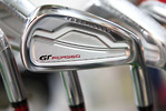 Geotech GT-Forged Tour Issue CNC Full Fitting  Iron Set