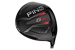 Ping G410 Plus Project X EvenFlow Black 75 / ALTA J CB RED (JP) Driver