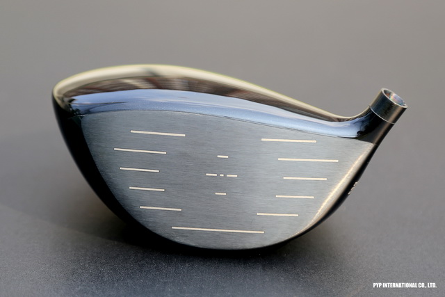 Driver Geotech Quelot RE18 alpha-SPEC Black