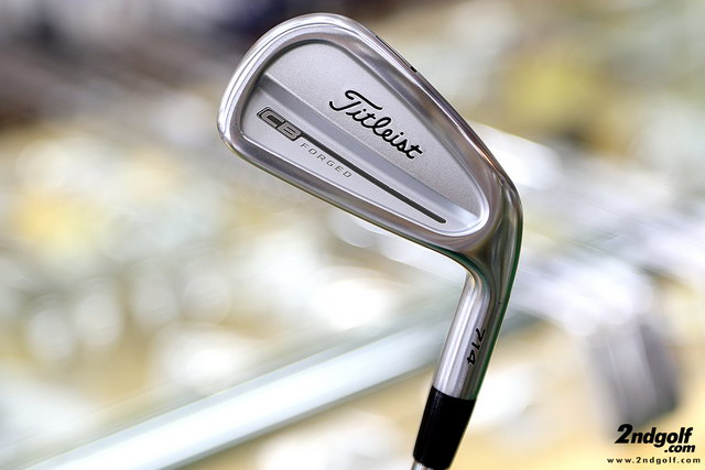 Iron Set Titleist CB 714 Nspro 950