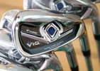 Tourstage VIQ 2012 GS85 / VT-501I Iron Set