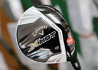 Callaway X-Hot Pro Graphite Design TourAD GT 6 Fairway Wood