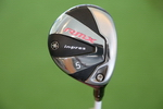 Lady Yamaha RMX Ladies TBX-414F White Fairway Wood